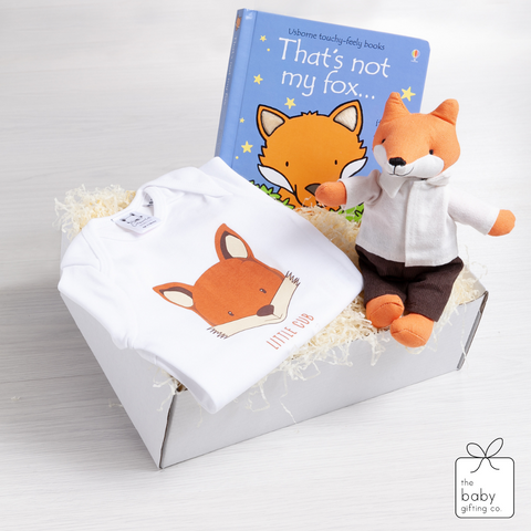 Little Cub Baby Gift-Set | The Baby Gifting Co