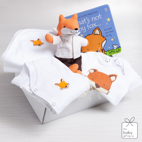 Luxury Little Cub Baby Gift Set | The Baby Gifting Co