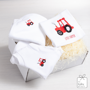 Lovely Little Farmer Baby Gift Set | The Baby Gifting Co