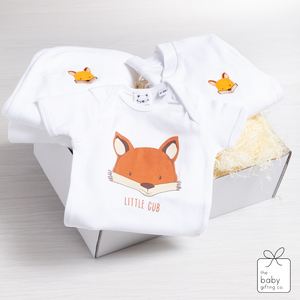 Lovely Little Cub Baby Gift Set