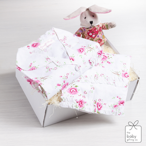 Pretty Floral Pyjama Gift Set  | The Baby Gifting Co