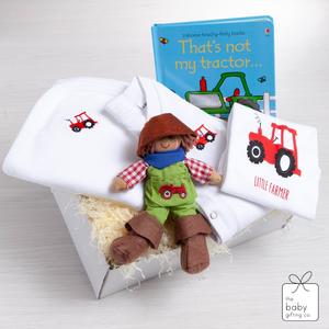 Luxury Little Farmer Baby Gift Set | The Baby Gifting Co