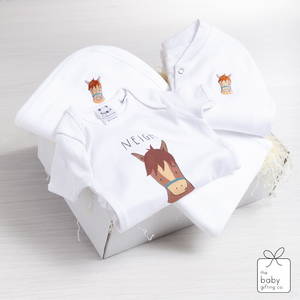 Lovely Little Pony Baby Gift Set | The Baby Gifting Co