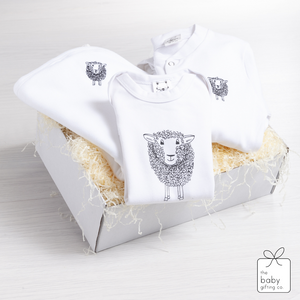 Lovely Little Lamb Baby Gift Set | The Baby Gifting Co