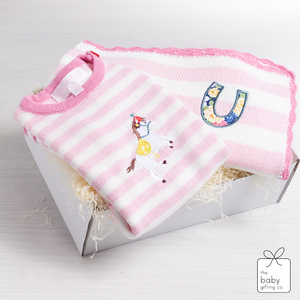 Baby Pony Gift Set | The Baby Gifting Co