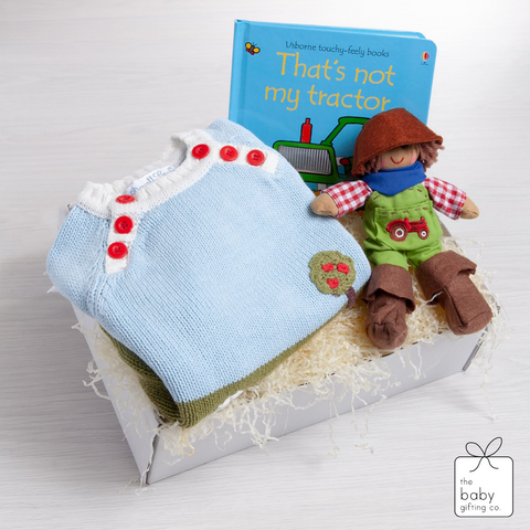 Farm Mad Children's Gift Set | The baby Gifting Co