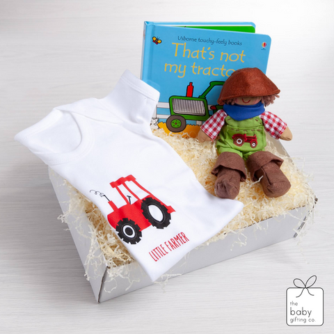Baby Farmer Gift-set | The Baby Gifting Co