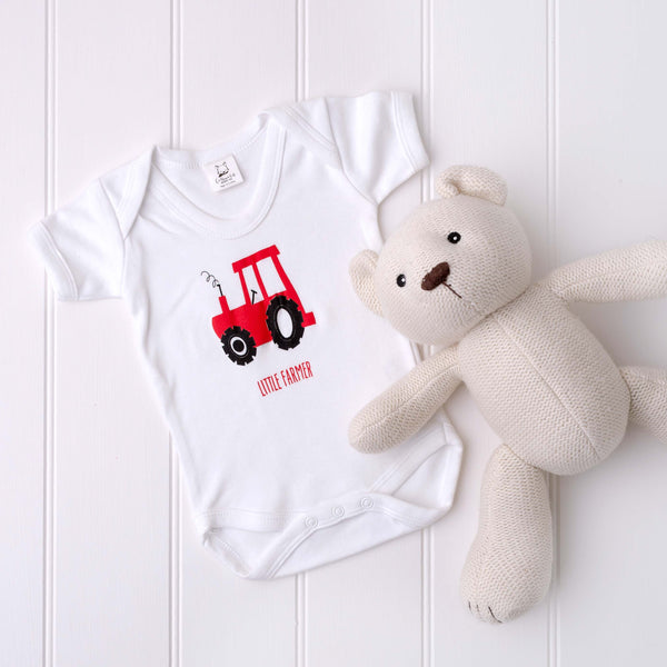 Little Farmer Sleepsuit Gift Set | The Baby Gifting Co