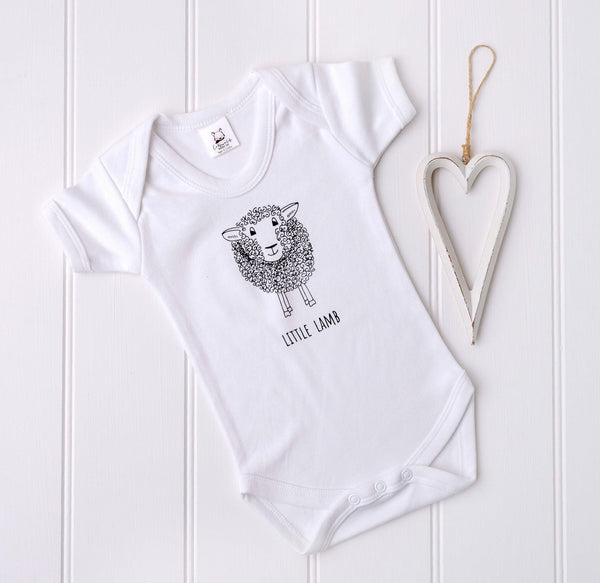 Little Lamb Baby Gift-Set | The Baby Gifting Co