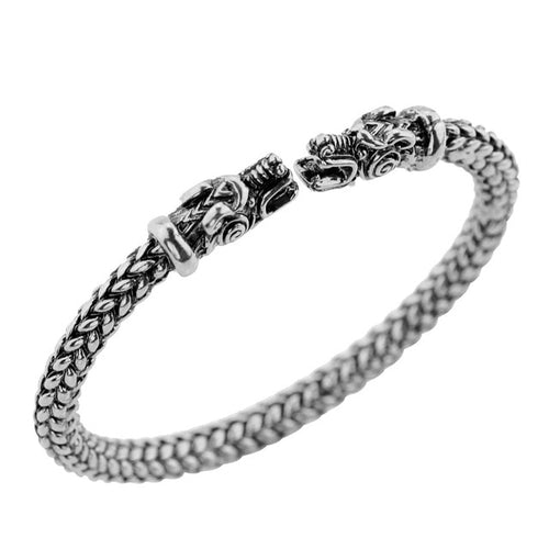 THE VIKING WOLF BRACELET
