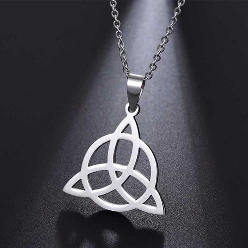 Viking Knot Pendant Necklaces