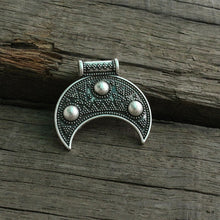 Load image into Gallery viewer, SLAVIC LUNULA VIKING PENDANT