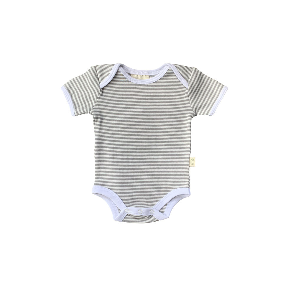 Bodysuit - Grey Stripe