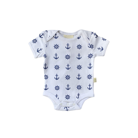 Bodysuit - Nautical