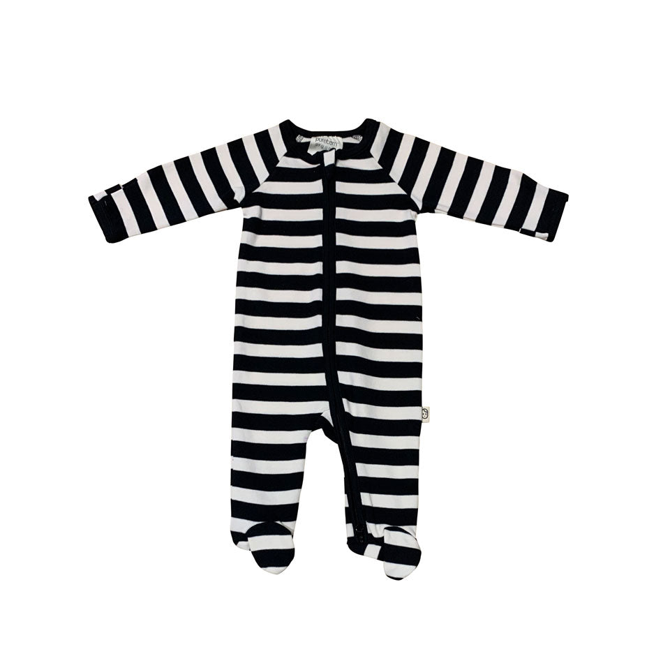 Onesie - Black Stripe