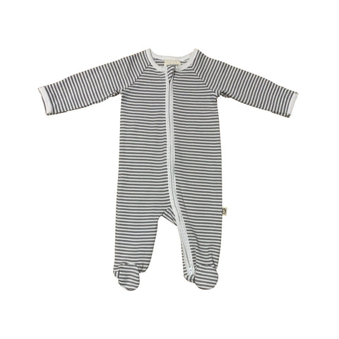 Onesie - Grey Stripe