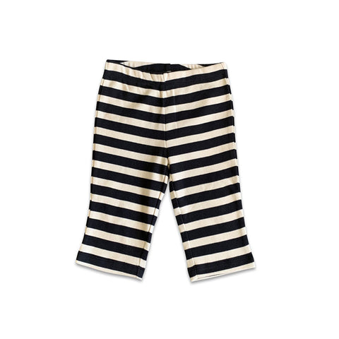 Pants - Black Stripe