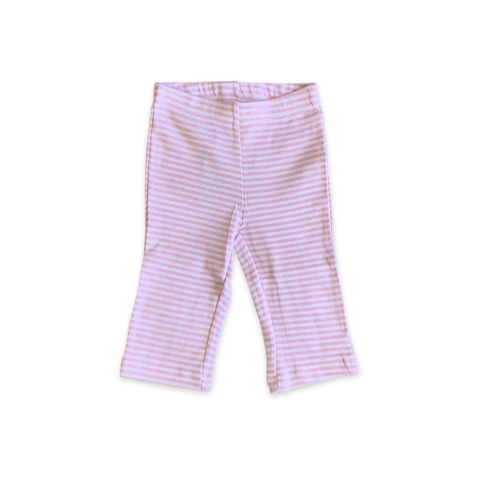 Pants - Pink Stripe