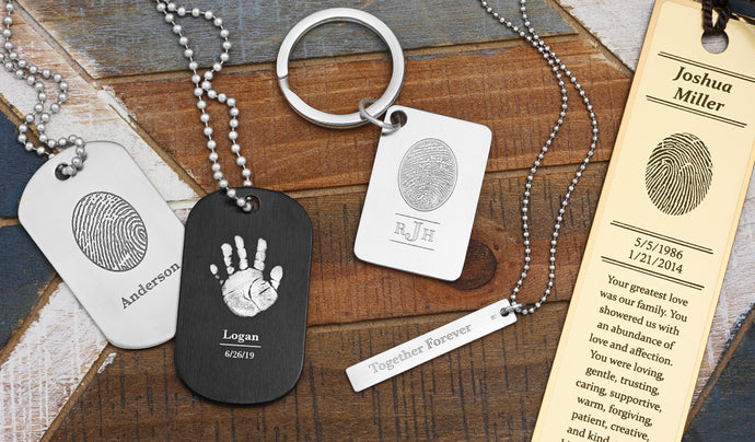 Custom Inscriptions for Engraved Jewelry and Keepsakes