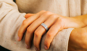 Fingerprint Rings: Unmatched, Personalized Connection