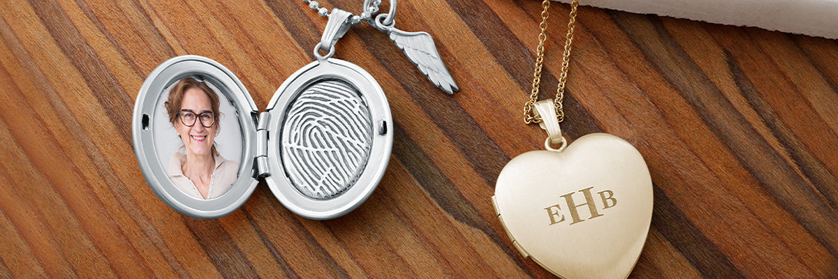 Fingerprint Locket