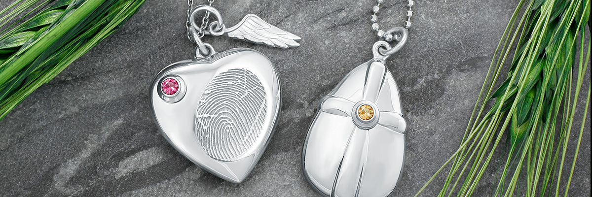Personalized Cremation Jewelry