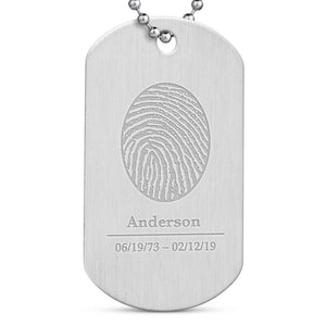 Military Dog Tag (Partner Plus)