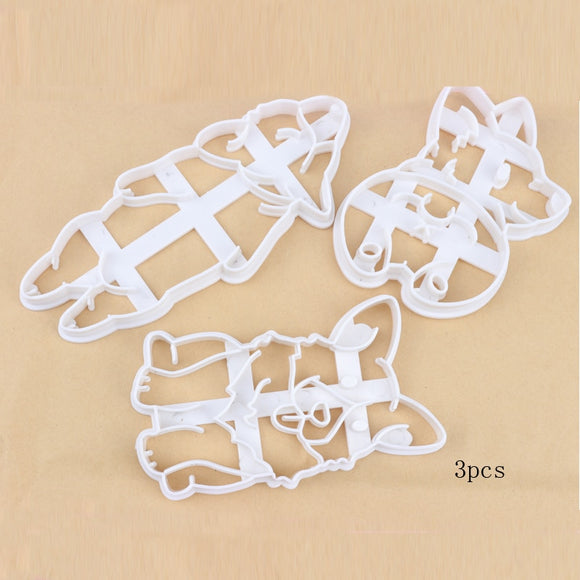 Corgi Cookie Cutter Set - Allys Select