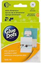 Glue Dots Pop-up 13mm