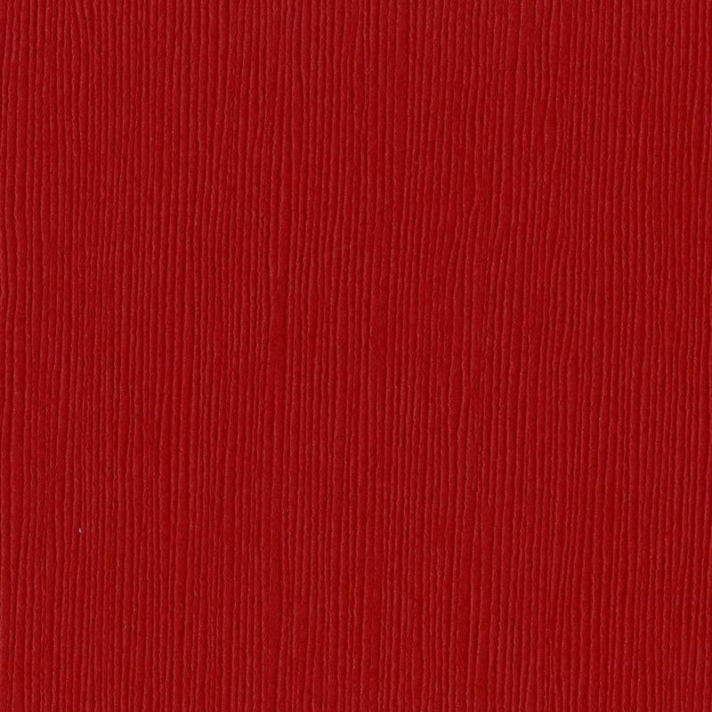 Bazzill Cardstock Red Devil