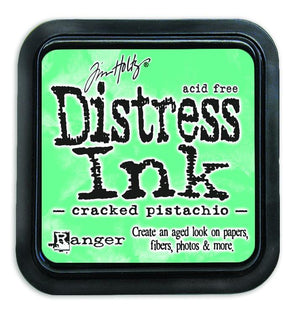 Ranger Tim Holtz Distress Ink Cracked Pistachio