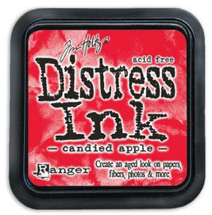 Ranger Tim Holtz Distress Ink Candied Apple