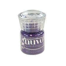 Nuvo Embossing Powder Purple Haze
