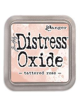 Ranger Tim Holtz Distress Oxide Ink Tattered Rose