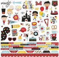 Simple Stories Say Cheese 4 Combo Cardstock Stickers
