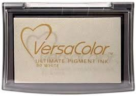 VersaColor Ultimate Pigment Ink White