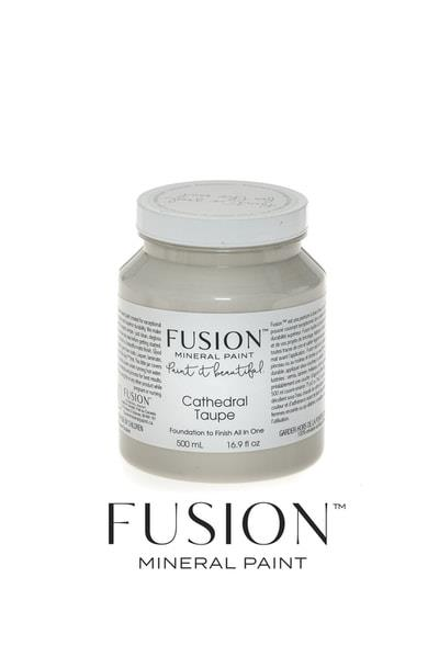 Fusion Mineral Paint - Cathedral Taupe