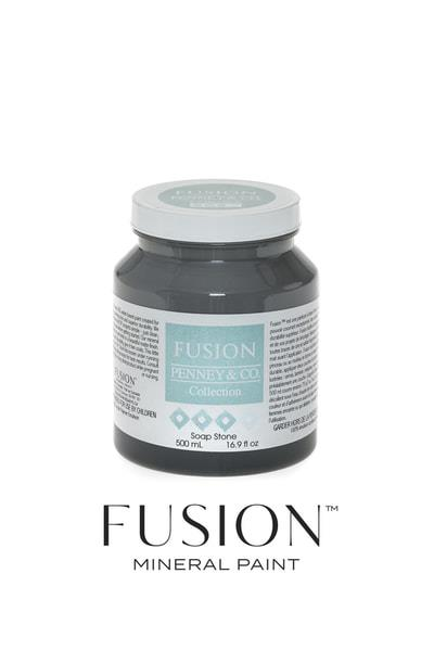 Fusion Mineral Paint Soapstone