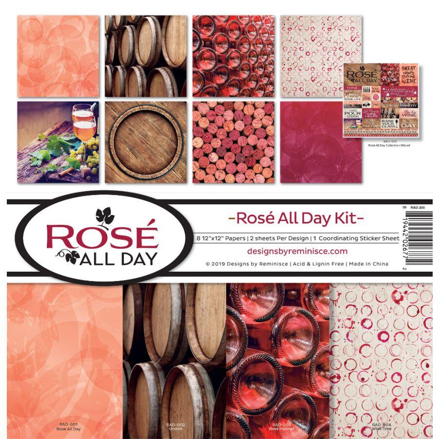 Reminisce Rose All Day Collection Kit
