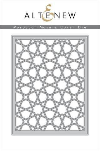 Altenew Moroccan Mosaic Cover Die