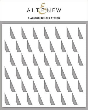 Altenew Diamond Builder Stencil