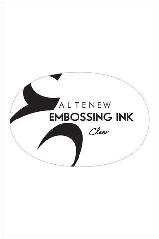 Altenew Embossing Ink Clear