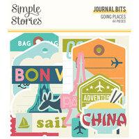 Simple Stories Going Places Journal Bits