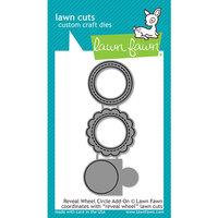 Lawn Fawn Reveal Wheel Circle Add-On Die