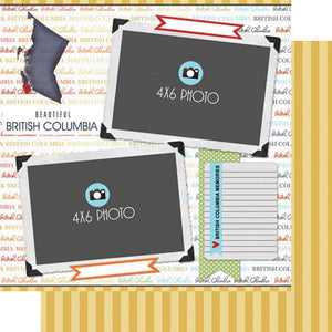 Scrapbook Customs British Columbia DS Quick Page Journal