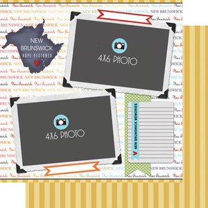 Scrapbook Customs New Brunswick DS Quick Page Journal