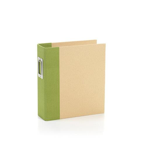 Simple Stories Sn@p Binder Green