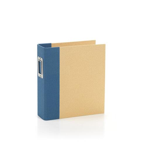 Snap Simple Stories Binder Navy