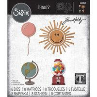 Tim Holtz Sizzix Circle Play
