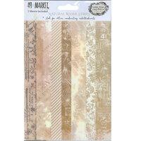 49 and Market Vintage Artistry Natural Washi Strips